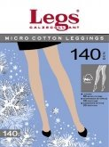Леггинсы Legs MICRO COTTON LEGGINGS 140
