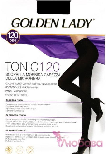 Колготы GOLDEN LADY TONIC 120